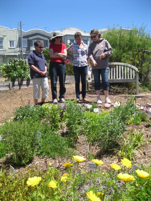 ACG Community Culinary Herb Garden Tour