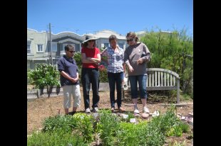 ACG Community Culinary Herb Garden Tour‏